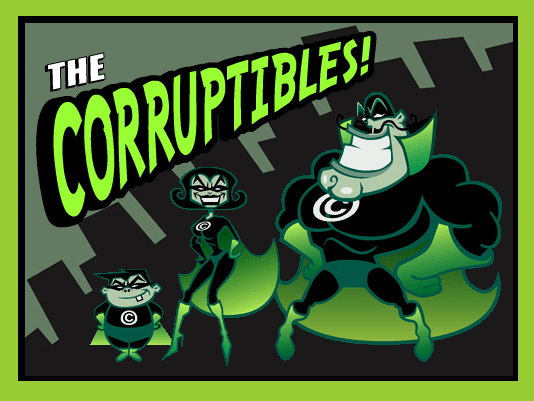 the-corruptibles